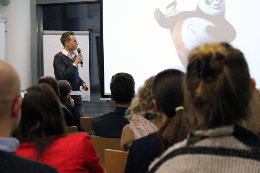 Startup Woche Düsseldorf mit Marvin Langer